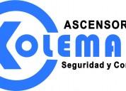 Mantenimiento de ascensores en medellín colombia, reparación ascensores koleman pbx (4)3220413
