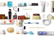 Ventas por catalogo hasta 50% comision productos de belleza ,¡¡ gran oportunidad¡¡