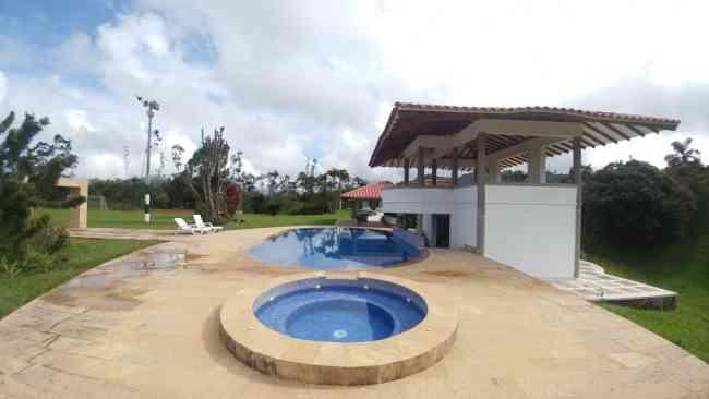 Casa campestre en arriendo en Pereira para disfrutar en familia
