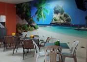 Venta único restaurante de comida de mar en el corregimiento de san cristóbal (medellín)
