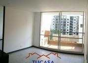 Se vende apartamento en hacienda peÑalisa, para estrenar, 2 habitaciones,  3 piscinas.