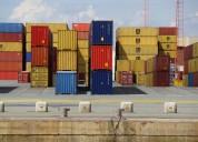 Rastreo de container tracking