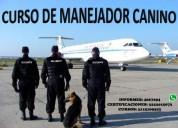 Cursos de guÍa canino y seguridad privada