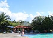 Se vende finca con centro recrecional pesca  deportiva y eventos