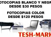Renta y outsorcing de equiipos de fotocopiado