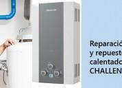 Challenger servicio  técnico de calentadores