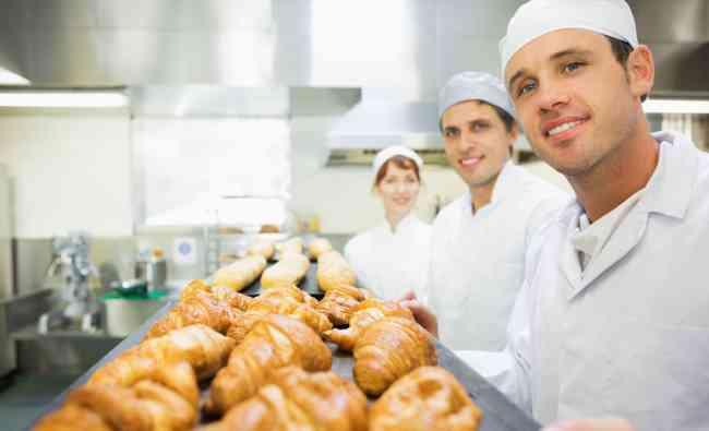 Titúlate como Auxiliair de Panadería