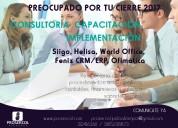 Siigo-helisa-fenix crm/erp-world office-ofimatica consultoria, implementacion, capacitacion y soport