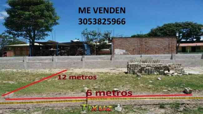 SE VENDE LOTE IBAGUE