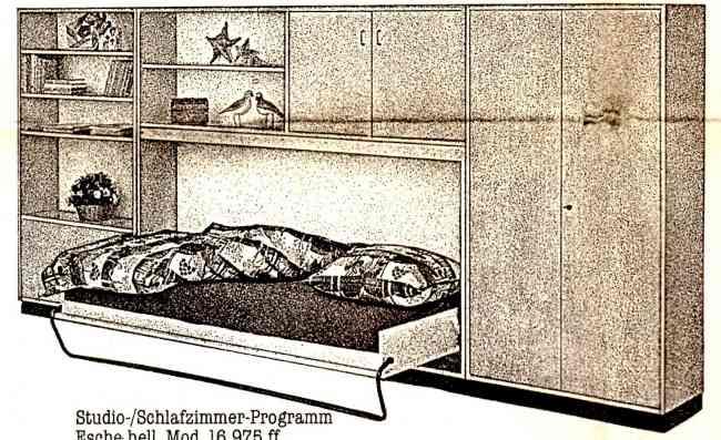 Fabrique    su cama  abatible le proporcionamos el  herraje