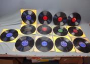 Compro discos vinilos de 78 buen estado genero tango