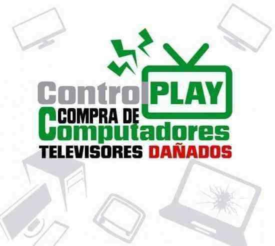 Compro Tv lcd smart led dañado  a domicilio