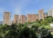 Apartamento amoblado  poblado | a127