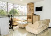 Apartamento amoblado envigado | zúñiga | a146