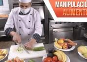 Curso de manipulación de alimentos en medellin