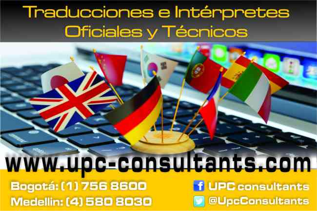 TRADUCCIONES CON CALIDAD A LOS MEJORES PRECIOS EN 8 IDIOMAS...(1)7568600!!