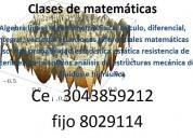 3043859212 profesores de matematicas en cajica clases