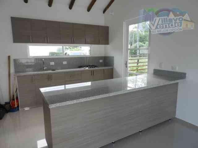 Venta Casa Campestre Condominio en Villavicencio Vía Restrepo