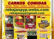 Fabrica, trailers, remolques, carrocerias, triciclos, carros, comidas rapidas, carritos, jugos,