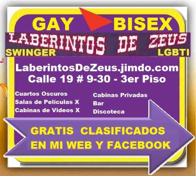 Los LABERINTOS DE ZEUS. Hetero, Gay, Swinger, Bisex, Trans, Transvestidos,
