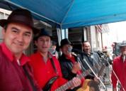 Carranga show eventos musicales serenatas.