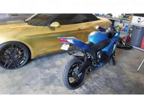 2016 SUZUKI gxsr 1000 for sale