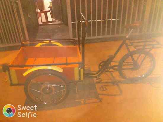 Triciclo Para Trabajo