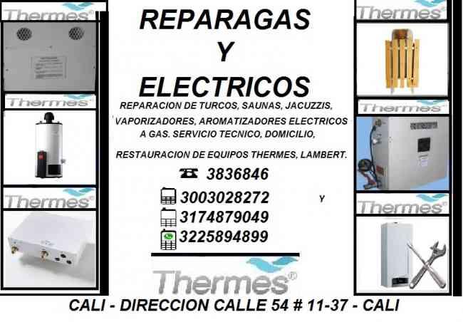 JACUZZIS - TURCOS - SAUNAS - GAS - ELECTRICOS