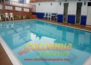 Linda casa en melgar centro acomodación para 25 personas con piscina privada.