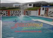 Cc948 casa con piscina y jacuzzi para 35 personas.