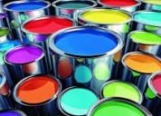 Se realizan acados de pintura, reparaciones e instalaciones