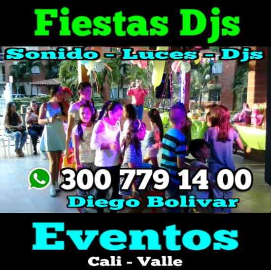 Minitecas, Chiquitecas, Fiestas Infantiles, Recreacion, Animacion, Carnavalito En Cali