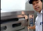 Reparación de hornos de panadería y industriales