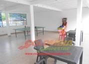 Cc956 cómoda quinta en melgar centro acomodación para 35 personas.