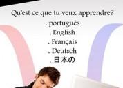 Clases de idiomas