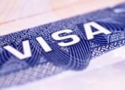AsesorÍa para la visa americana