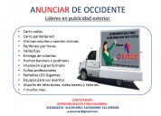 Carros vallas cali / perifoneo cali anunciar de occidente