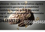 3156049468 profesores de trigonometria en bogota clases particulares