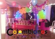 Decoraciones globos 3132261736 fiestas infantiles