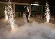 Polvora fria pirotecnia medellin bengalas pilas fuegos artificiales