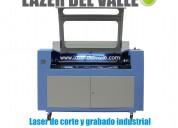 Laser para corte y grabado industrial en medellin