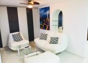 Rento confortable apartamento equipado