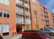 Para la venta cómodo apartamento de 53 mts2.
