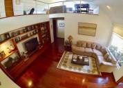 casa en venta en santa ana de chia 2 bogota. estrato 6