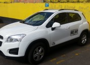 busco trabajo! chevrolet tracker