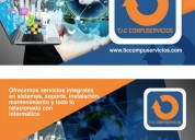 servicios técnico equipos de computo