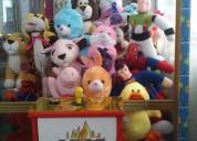Vendo lote de 10 maquinas de muñecos y alquiler