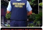 Cursos y entrenamientos de vigilantes