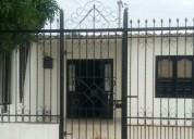 Casa hermosa con escritura publica barranquilla