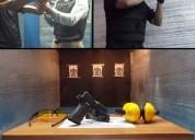 Curso de manejo de armas y prácticas de tiro
